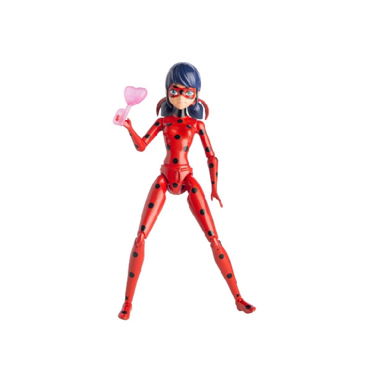 Кукла Miraculous Леди Баг 14см с аксессуаром (39721)
