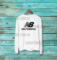 Cвитшот | Толстовка | New Balance Graphic Logo | Унисекс