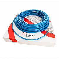 Електрична підлога Nexans Двужильний нагрівальний кабель Nexans 2R 17 Вт/м, фото 1
