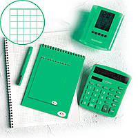 """Набор Office """"Color note"""" green"""