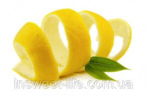 Цедра лимона тертая сушеная 0,5кг/ упаковка