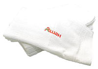Рушники з логотипом, вышивка на полотенцах  , фото 1