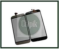 Сенсорный экран (тачскрин) для телефона UMI Rome X, Bravis A553, S-TELL M555, Kiano Elegant 5.5, золотой