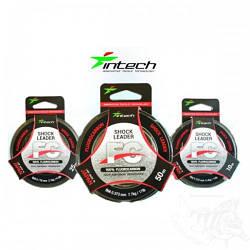Флюорокарбон Intech FC Shock Leader 25м 0.178mm (2.1kg / 4.6lb