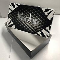 Коробка обувная с логотипом 305х175х100 мм