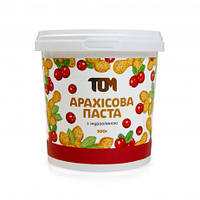 ТОМУ Арахісова паста з журавлиною 1000 грам