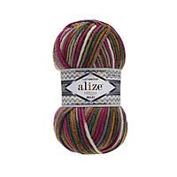 Alize Superlana Maxi Multicolor №52144