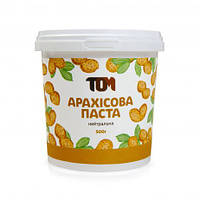 ТОМУ Арахісова паста(нейтральна) 500 грам