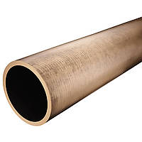 Труба 100х7,5 БрАЖ бронзовая