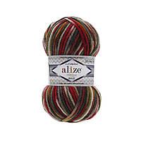 Alize Superlana Maxi Multicolor  №52151