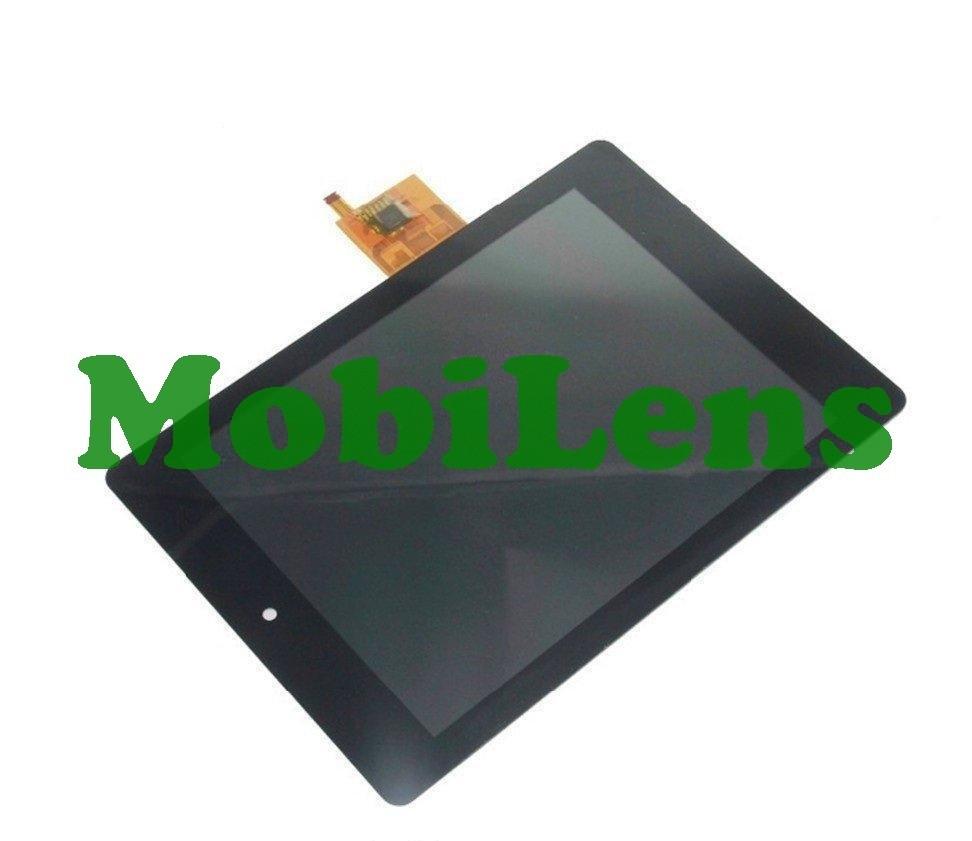 Acer A1-810, Iconia Tab Дисплей+тачскрин(модуль) черный