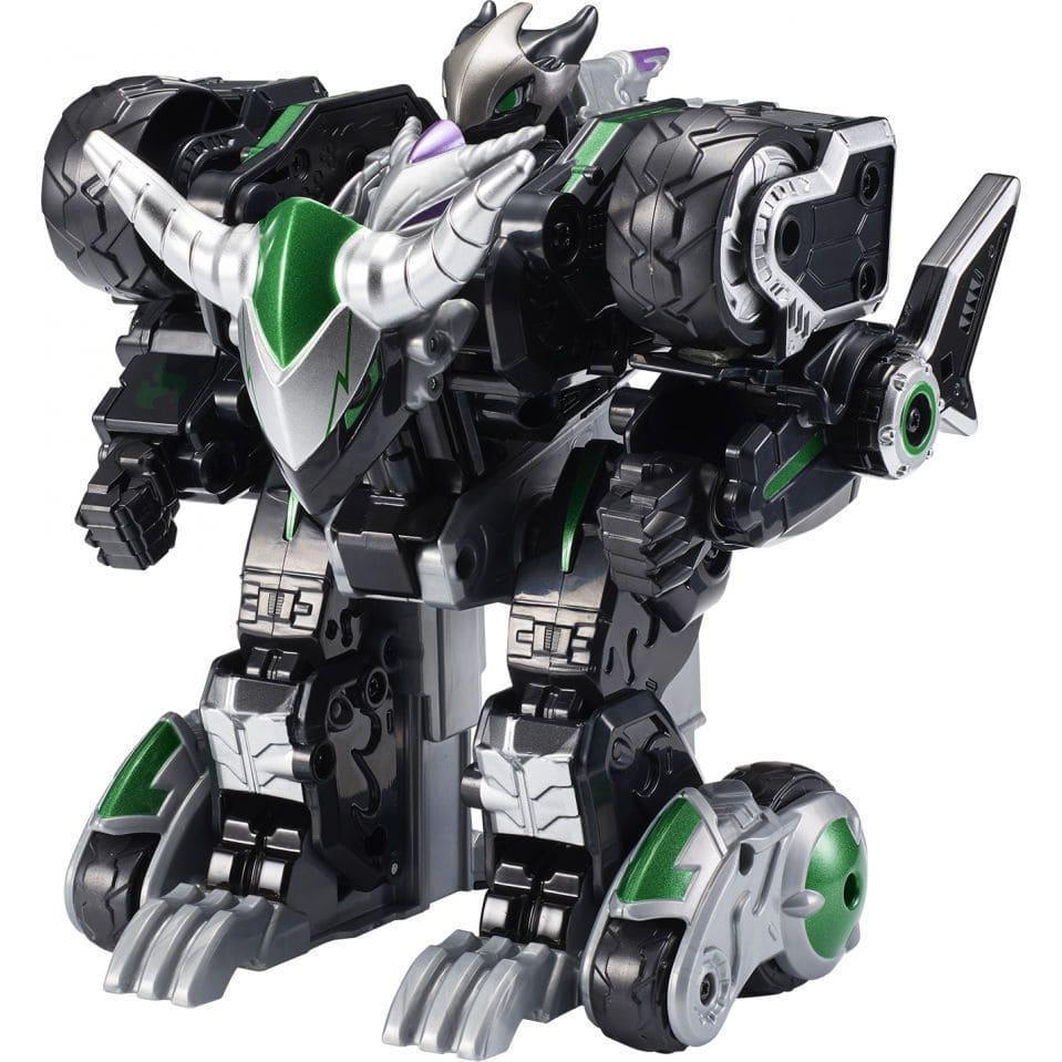 Монкарт Мегароид Рарркен Monkart Megaroid Rarrken - машинка-трансформер робот