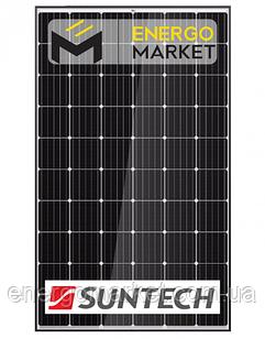 Солнечная батарея SUNTECH Double glass STP340S-24/Vfk 5 BB  (340 Вт, монокристалл)