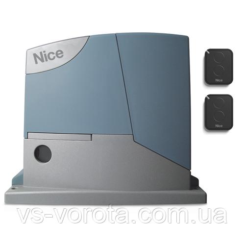 Автоматика для откатных ворот Nice cо встроенным БУ (RBA3) RB 600
