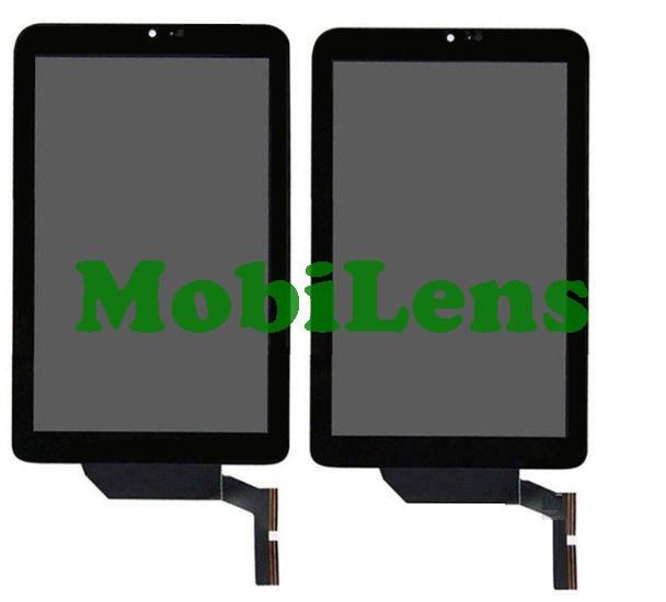 Acer W3-810, Iconia Tab Дисплей+тачскрин(сенсор) черный