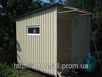 Складские помещения, мини-склад, сельхозблок, санитарный блок заказать
