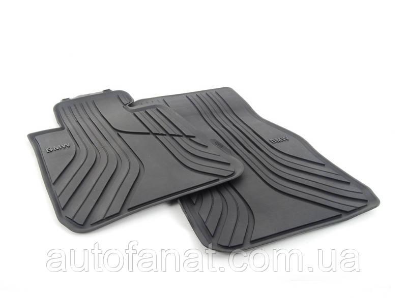 Оригінальні передні килимки салону BMW 1 (F20, F21) (51472210208)