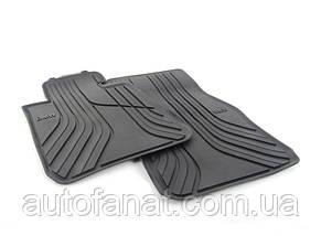 Оригинальные передние коврики салона BMW 1 (F20, F21) (51472210208)