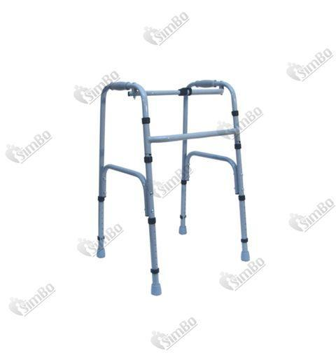 Ходунки складные, регулируемые по высоте, шагающие для взрослых НТ-03-004
