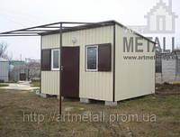 Модульные здания Крым, быстровозводимые дома, помещения