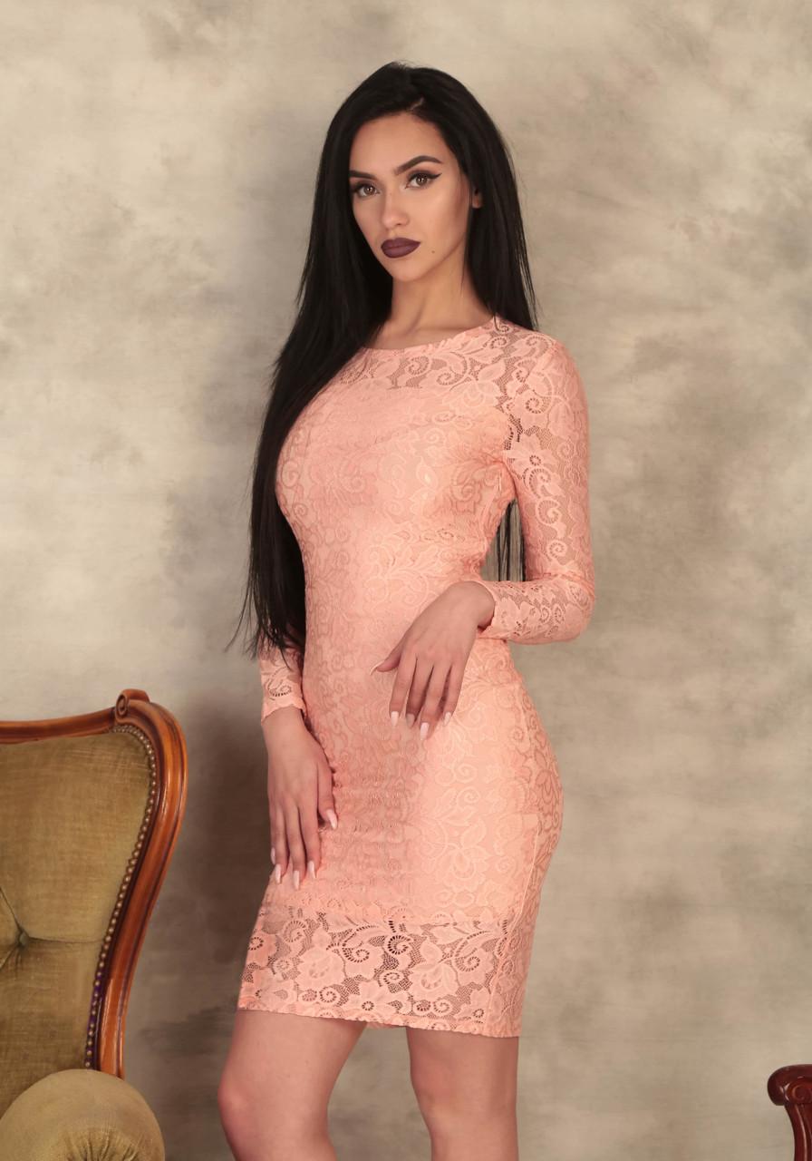 """Платье из гипюра """"Люсия"""""""