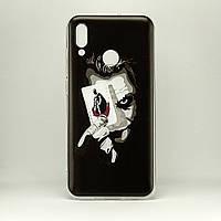 Чехол Print  для Honor 10 Lite / HRY-LX1 силиконовый бампер Joker