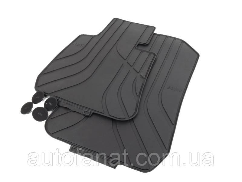 Оригинальные передние коврики салона BMW 3 (E90, E91) (51472311024)
