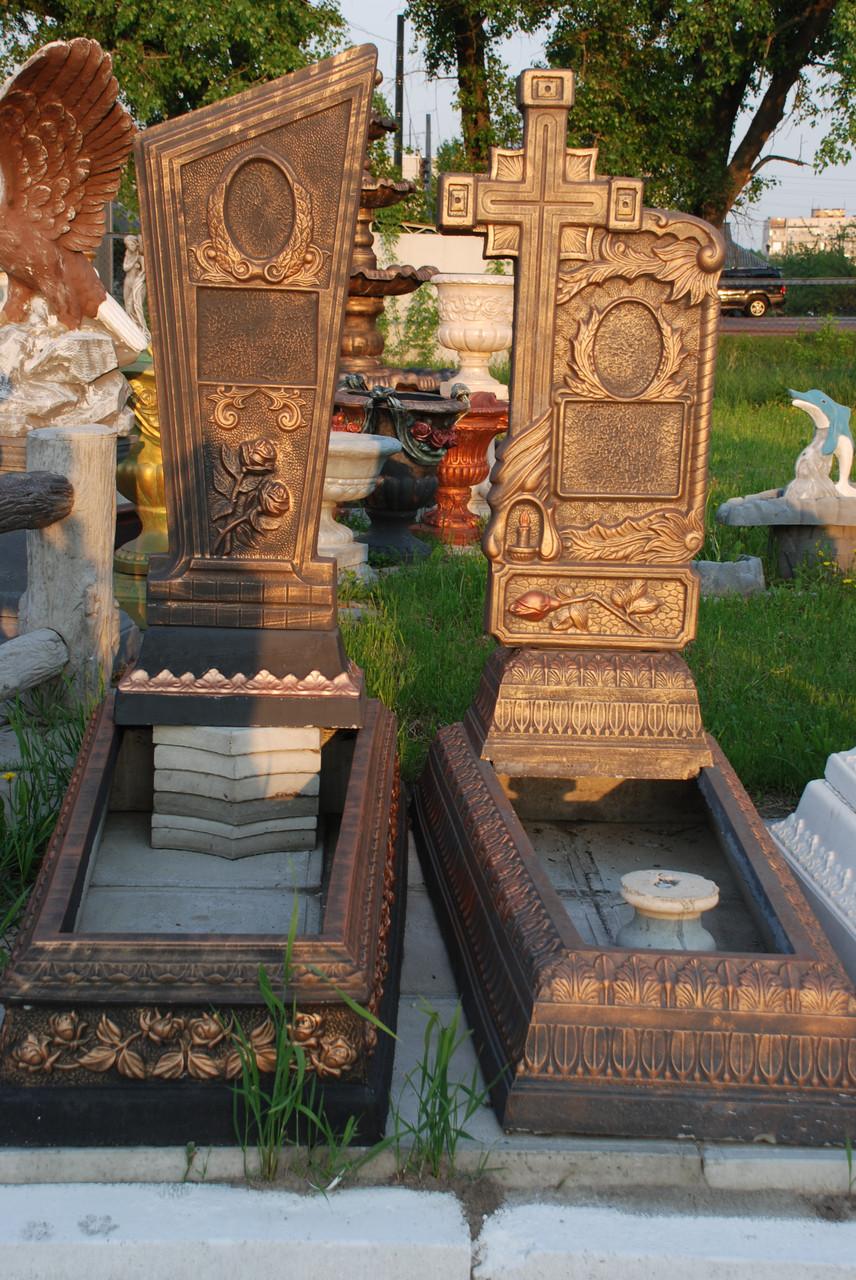 Бетон надгробия бетон купить покров