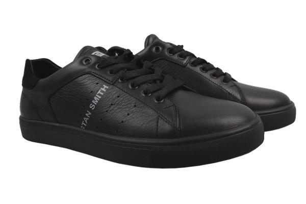 Туфли комфорт из натуральной кожи, черный, Brave Украина.
