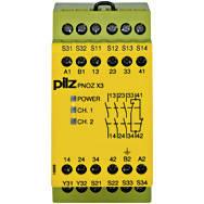 774311 реле захисту PILZ PNOZ X3 42VAC 24VDC 3n/o 1n/c 1so, фото 2