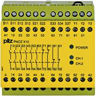 774703 реле захисту PILZ PNOZ X10 110-120VAC 6n/o 4n/c 3LED