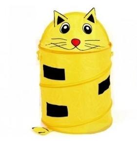 Корзина для игрушек Котик