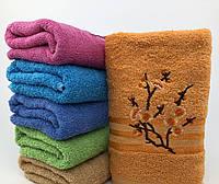 БАННОЕ махровое полотенце. Недорого. Махровые полотенца оптом 98-1