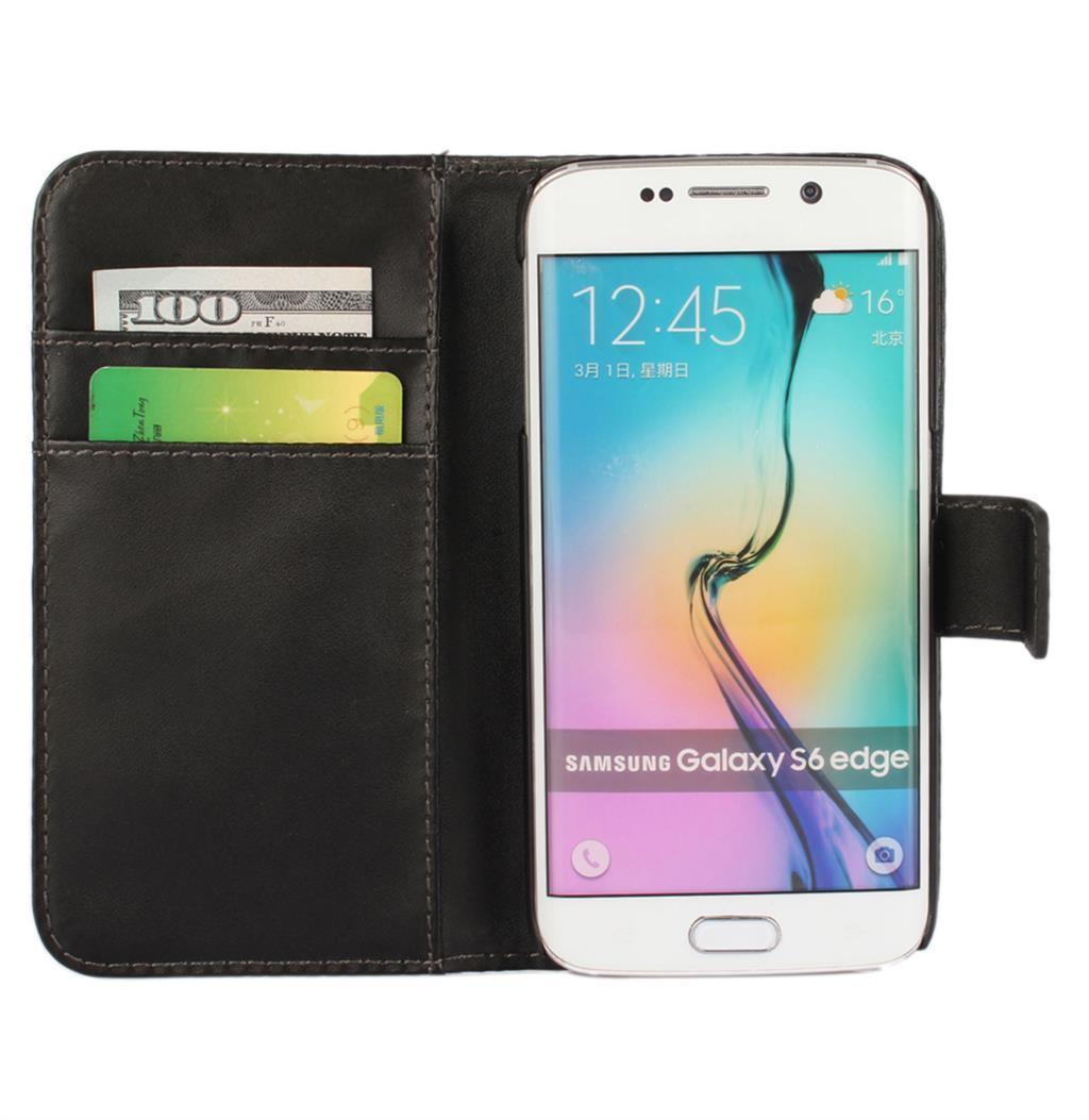 Чехол книжка для Samsung Galaxy S6
