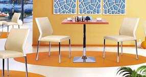 Опоры для столов каркас Хромированный