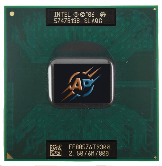 Процессор для ноутбука Intel Core 2 Duo T9300 2.5 GHz (Socket P)