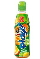 Детский витаминизированный напиток Kubus Play Мультивитамин! Без консервантов и красителей 500мл (Польша)