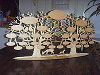 Cемейное дерево, рамка для фото