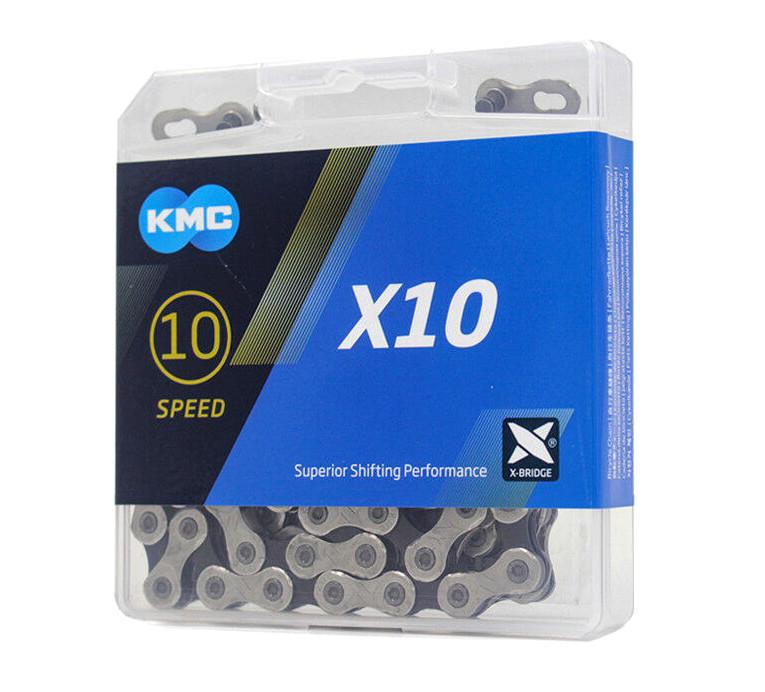 Цепь KMC X10 (X10.93) (10 скоростей)