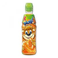 Детский витаминизированный напиток Kubus Play Апельсиновый! Без консервантов и красителей 500мл (Польша)