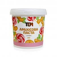 ТОМУ Арахісова паста (солодка) солодка 500 грам
