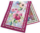 Скатерть гобеленовая, Цветочная акварель, 97х100 см, Эксклюзивные подарки, Столовый текстиль, фото 2