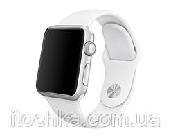 Ремешок Apple Sport Band for Apple Watch 38mm/40mm White