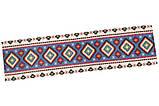 Скатерть гобеленовая, Карпатские узоры, 97х100 см, Эксклюзивные подарки, Столовый текстиль, фото 3