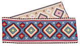 Скатерть гобеленовая, Карпатские узоры, 97х100 см, Эксклюзивные подарки, Столовый текстиль, фото 6