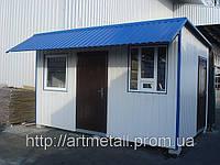 Металлические конструкции, бытовки, вагончики для прораба, санитарные модули