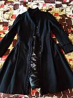 Демисезонное пальто б/у