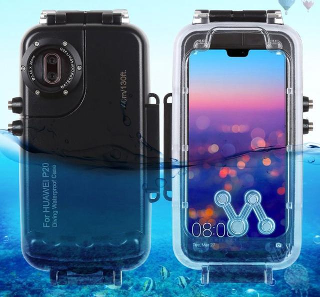 Подводный чехол Huawei P20