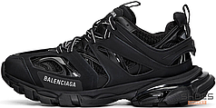 Мужские кроссовки Balenciaga Track Black 542436W1GB1, Баленсиага Трек