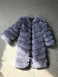 Шуба песцовая трансформер, фото 7